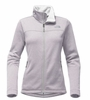 The North Face Womens Timber Full Zip Jacket TNF Light Grey Heather