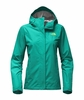 The North Face Womens Venture 2 Jacket Pool Green Heather