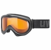 Uvex Magic II Goggle Black