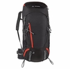 Vaude Asymmetric 52+8 Black