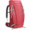 Vaude Womens Asymmetric 38+8 Red