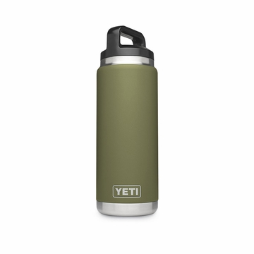Yeti Rambler 26oz Bottle Olive Green