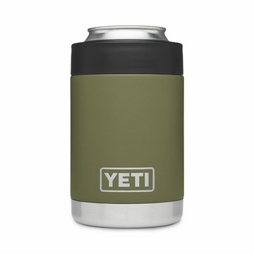 Yeti Rambler Colster Olive Green