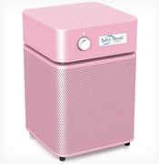 Baby's Breath Air Purifier by Austin Air - Pink