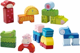 Eeny, Meeny, Miny Zoo! Blocks by HABA