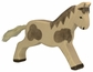 Holztiger Wooden Dappled Horse Running