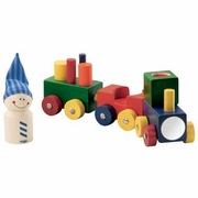 Lokmock Wooden Train Set by HABA