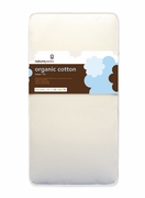 "Naturepedic ""No Compromise"" Organic Cotton Crib Mattress - Classic"