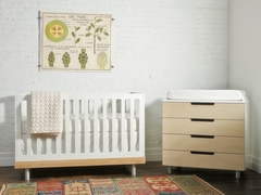 Oeuf Four-Drawer Dresser/Changing Table - Classic Collection