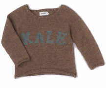 Oeuf Kale Sweater
