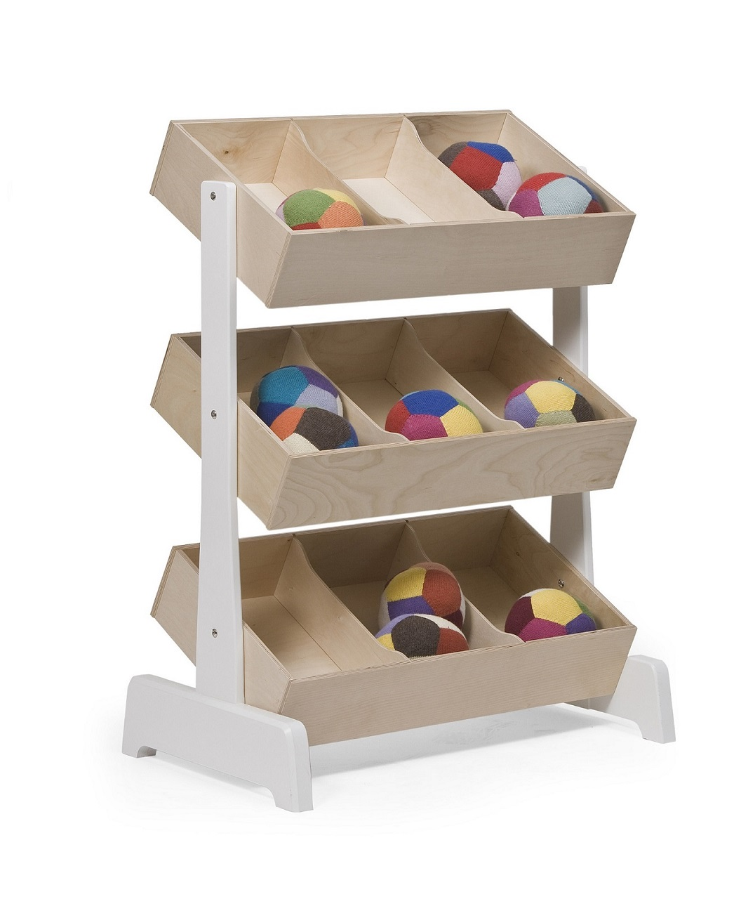 oeuf toy storage system classic collection