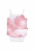Organic Cotton Cami Body in Watercolor print from NUI Organics