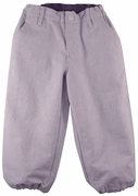 Organic Cotton Lined Pants - Serendipity Organics