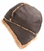 Organic Lambskin Cossack Hat in Spice - Kina Collection by NUI Organics