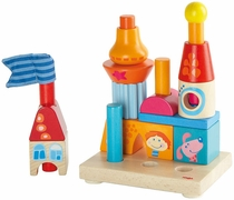 Plug and Stack Master Builder Blocks by HABA - Medium