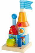 Plug and Stack Master Builder Blocks by HABA - Small