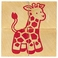 Selecta Zoo Babies Picture Blocks