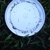 Smiling Planet BPA-Free Plate - World Peace (White)