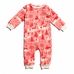 Winter Water Factory Baby Set - Winter Forest Red