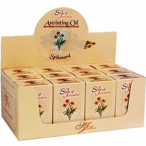 12 units - Spikenard Anointing Oil
