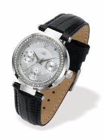 3178-2 -  Black - Trendy young Watch