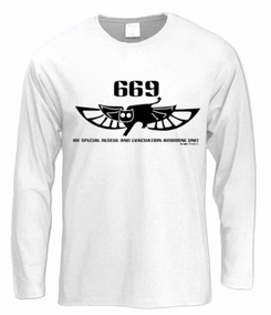 669 Long Sleeve T-Shirt