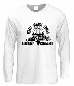 Airborne Commandos Long Sleeve T-Shirt