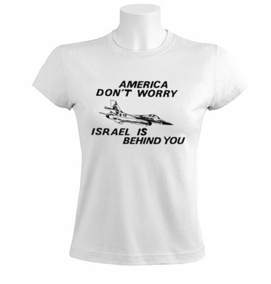 America don't Worry T-Shirt
