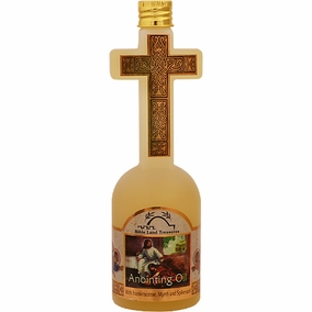 Anointing Oil with Frankincense Myrrh and Spikenard - 120ml