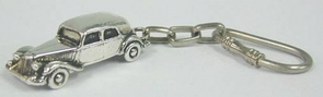 Antique Car Key Chain