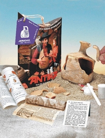 Bible Study Tools - 3D pottery puzzles: JERICHO