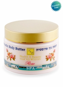 Aromatic Body Butter Rose
