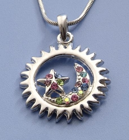 Astronomical Necklace