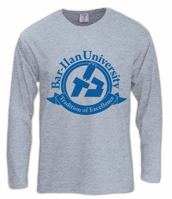 Bar Ilan University Long Sleeve T-Shirt