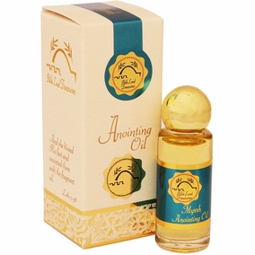 Bible Land Treasures Myrrh Anointing Oil - 10ml