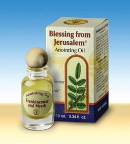 Biblical Gift - Frankincense and Myrrh Anointing Oil