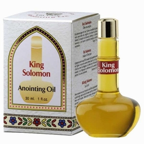 Biblical Gift - King Solomon Anointing Oil