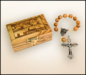 Box with Rosary 1410/RC-05