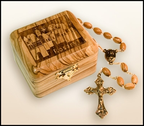 Box with Rosary 1410/RO-05