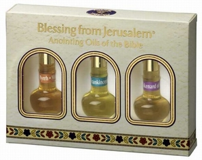 Christian Gift - Myrrh Anointing Oil
