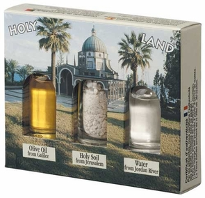 Christian Holy Land Gift Pack