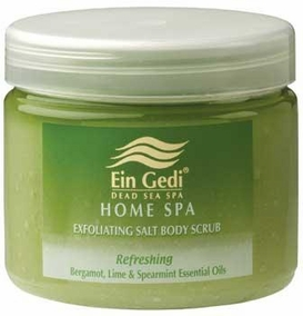 Dead Sea Refreshing Body Scrub