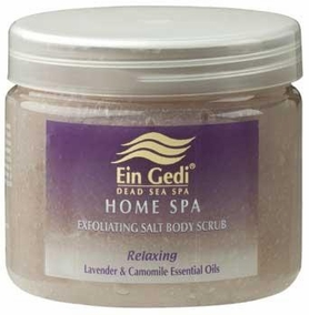 Dead Sea Relaxing Body Scrub