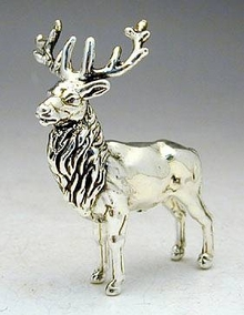 Deer / Stag Miniature