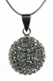Diamonds Disco Ball Necklace