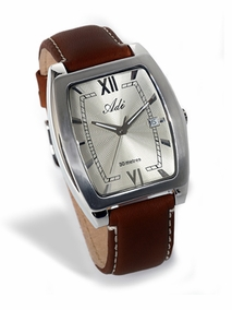 Elegant gent's watch - 2275 - brown