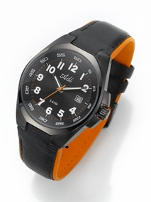 Elegant sporty men's watch - 3067-1
