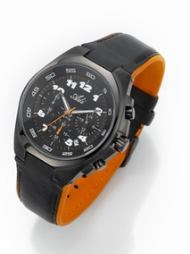 Exclusive sporty men's watch - 3068-1