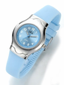 Fashionable colored watch - 219 - blue