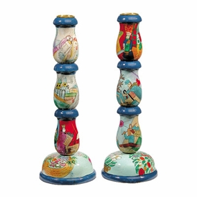 Figures Candlesticks –Large CAT# LCS- 2